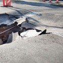 Personal Injury: Sinkhole Causes Accident and Injuries